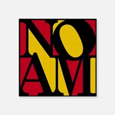 Noam Rectangle Sticker