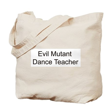 EM Dance Teacher Tote Bag