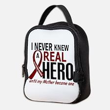 Multiple Myeloma Real Hero 2 Neoprene Lunch Bag