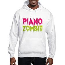 Piano Zombie Hoodie