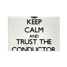 Keep Calm and Trust the Conductor Magnets