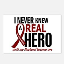 Multiple Myeloma Real Her Postcards (Package of 8)