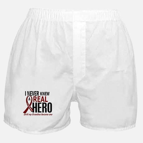 Multiple Myeloma Real Hero 2 Boxer Shorts