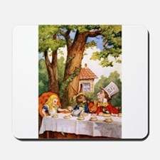 The Mad Tea Party Mousepad