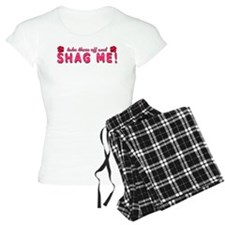 Take these off and SHAG ME Butterflies Womens boyb