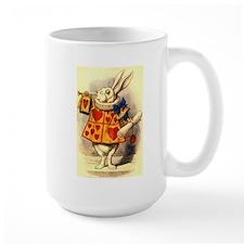 The White Rabbit Mugs
