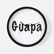 Guapa Wall Clock