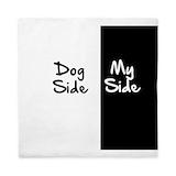 Dog side Duvet Covers