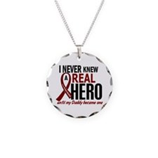 Multiple Myeloma Real Hero 2 Necklace