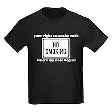No Smoking Sign T
