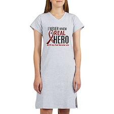 Multiple Myeloma Real Hero 2 Women's Nightshirt