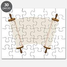Blank Torah Puzzle