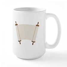 Blank Torah Mugs