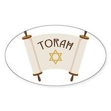 TORAH * Decal