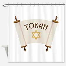 TORAH * Shower Curtain