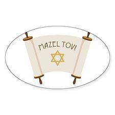 MAZEL TOV! Decal