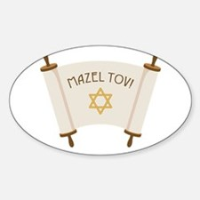 MAZEL TOV! Decal