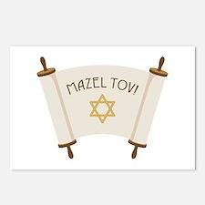 MAZEL TOV! Postcards (Package of 8)