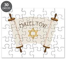 MAZEL TOV! Puzzle