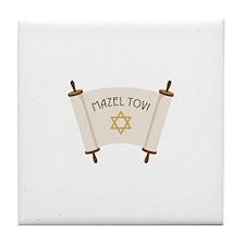MAZEL TOV! Tile Coaster