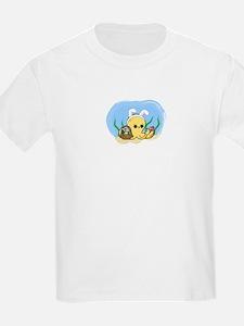 Easter Octopus T-Shirt