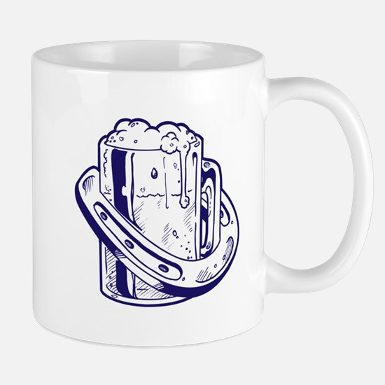 Beer & Luck Mug