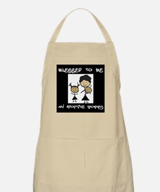 Blessed to be.. BBQ Apron