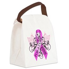 I Wear Pink for ACure Canvas Lunch Bag