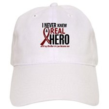 Multiple Myeloma Real Hero 2 Baseball Cap