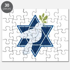 Star Dove Peace Puzzle