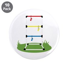 "Backyard Game 3.5"" Button (10 pack)"