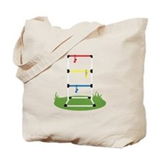 Backyard Game Tote Bag