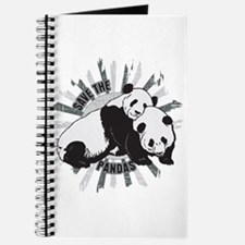 Save the Pandas Journal