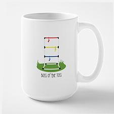 Boss of the Toss Mugs