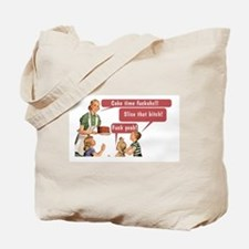 Cake Time Fun Tote Bag