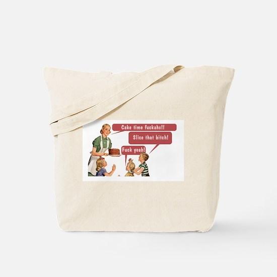 Cake Time Fun Tote Bag