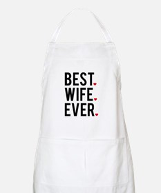 Best wife ever Apron
