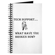 Tech Support Journal
