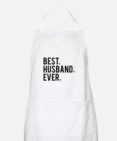 Best husband ever Apron