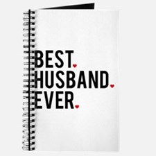 Best husband ever Journal