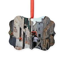 Gondola Ride Ornament