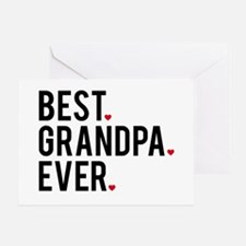 Best grandpa ever, word art, text design Greeting