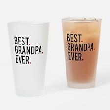 Best grandpa ever, word art, text design Drinking