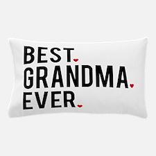 Best grandma ever Pillow Case