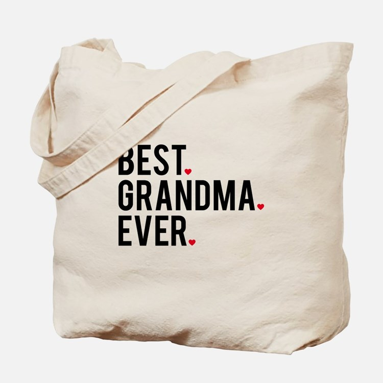 Best grandma ever Tote Bag