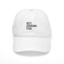 Best grandma ever Baseball Baseball Cap