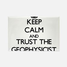 Keep Calm and Trust the Geophysicist Magnets