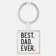 Best dad ever Keychains
