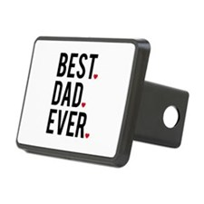 Best dad ever Hitch Cover