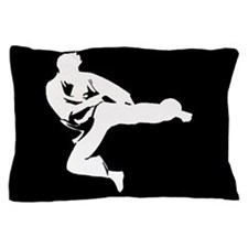 Karate Dude Pillow Case